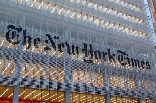 «New York Times» выступили против открытия новых казино... 0001