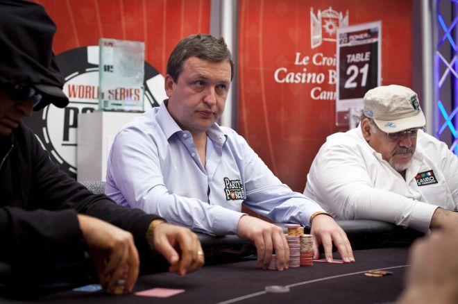 Antanas Guoga - tarp lyderių 100,000 svarų sterlingų įpirkos WPT Alpha8 turnyre 0001