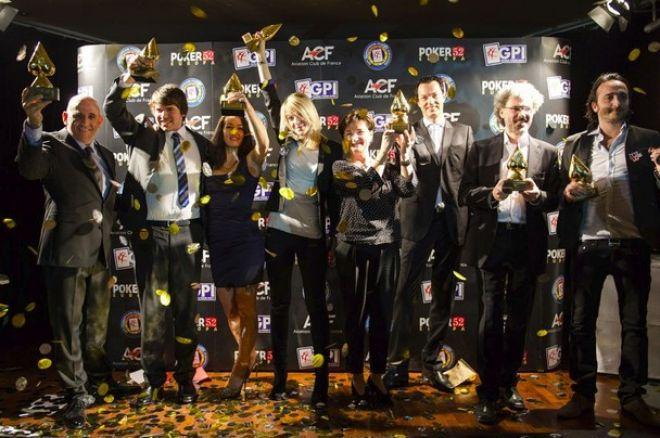 Церемония вручения премии GPI European Poker Awards... 0001