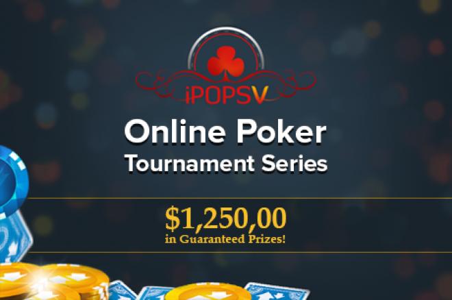 Betfair Poker Announces the Fifth iPOPS Online Poker Tournament Series! 0001