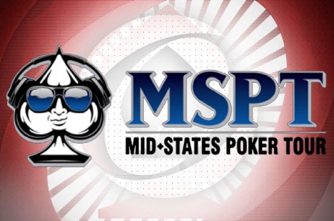 PokerNews MSPT Set to Invade Ho-Chunk Wisconsin Dells 0001