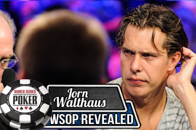 Jorn Walthaus: WSOP Revealed - Alles zit tegen (deel 3)