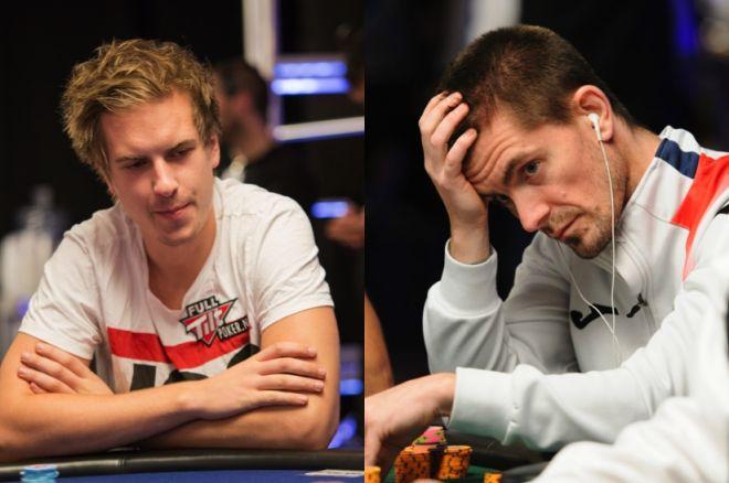 Viktor Blom & Gus Hansen