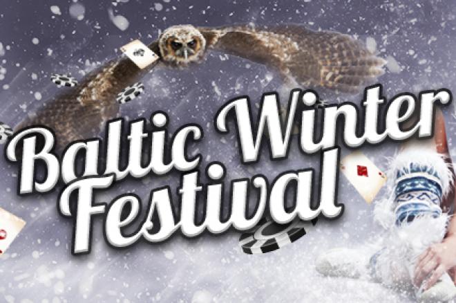 """""""Olympic Casino"""" pokerio žaidėjus kviečia į sugrįžtantį """"Baltic Winter... 0001"""