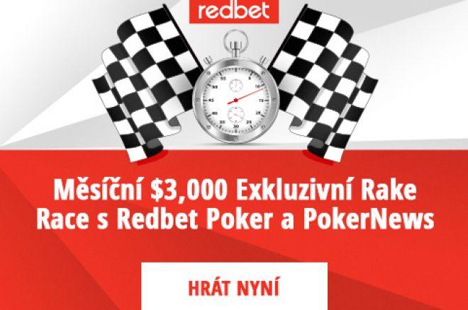 Startuje závod o podíl z $6,000 na Redbet Poker! 0001