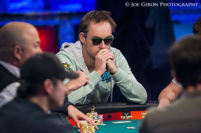 Michiel Brummelhuis wordt zevende in het World Series of Poker Main Event ($1.225.224)