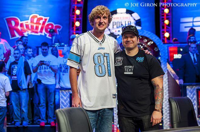 Jay Farber i Ryan Riess Igraće Heads Up za 2013 WSOP Main Event Titulu 0001