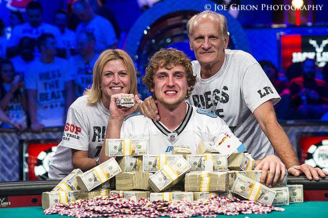 World Series of Poker 2013 čempionu tapo amerikietis Ryan Riess! 0001