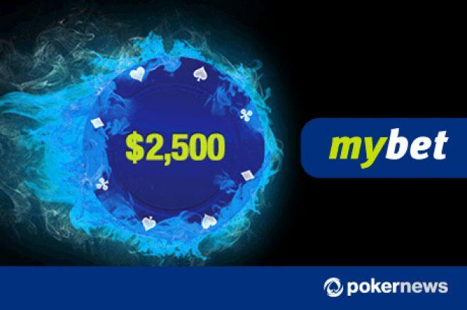 """Fishhater"" Wins $650 in the October mybet-Poker Rake Race! 0001"