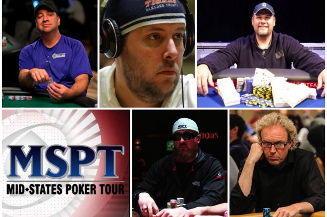 Five Players to Watch in Season 4 of the Mid-States Poker Tour 0001