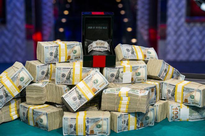 Ile faktycznie wygrali gracze podczas Main Eventu WSOP? 0001