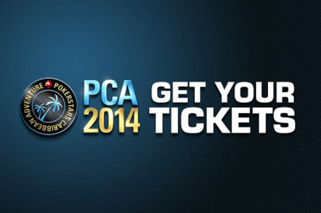 A 2014 PCA Main Event seat could be your's for as low as $1 0001