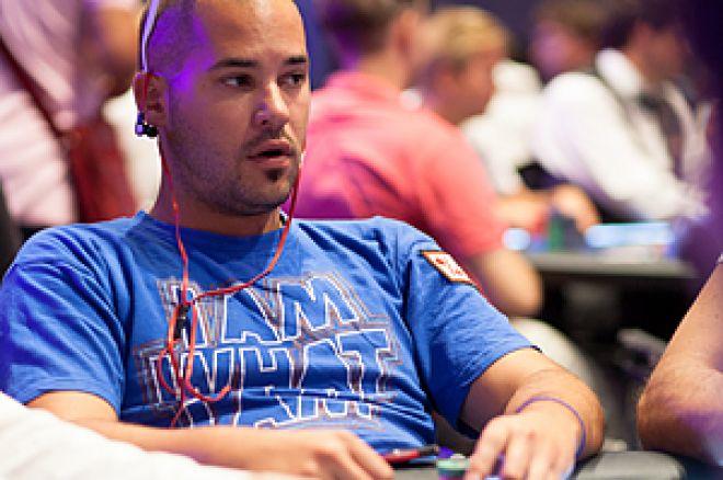 Instantáneas PokerNews 5x5: Oscar Serradell
