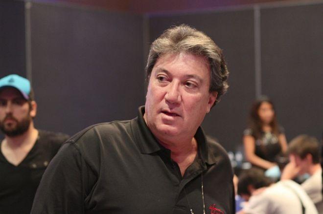 Fernando Brito Foi Segundo no High Roller WPT ($52,000) 0001