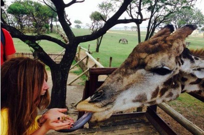 El lado más animal del WPT Sudáfrica 0001