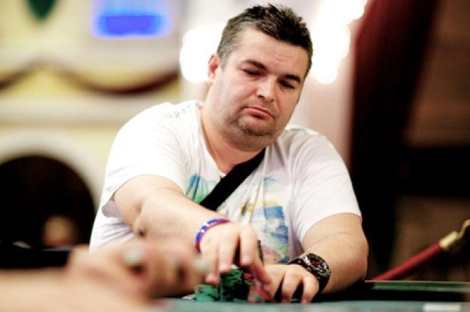 Istvan Mikulas je Vodeći Pred Dan 2 na William Hill Poker Open Eventu CPT Serije na Karibima 0001