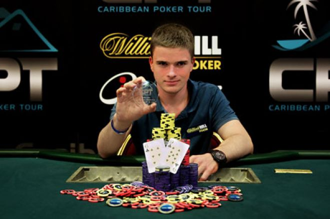 Arturs Barkevics je Pobednik William Hill Poker Open Eventa na CPT 2013 0001