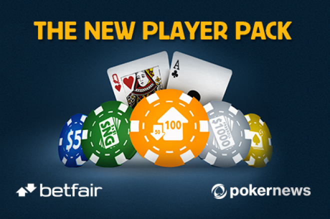 Take Advantage of the Betfair Poker New Player Pack! 0001
