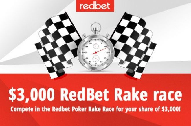Win Your Share of $6,000 in the Redbet Poker Rake Races in November and December 0001