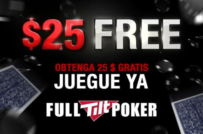 ¿Quieres $25 gratis para jugar en Full Tilt Poker? 0001