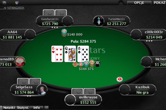 4 miejsce polskiego gracza na Micro Millions, wygrywa $9,278.70! 0001