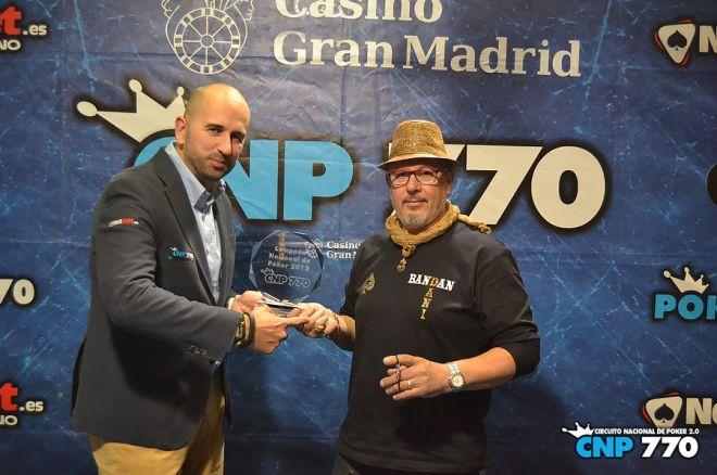 CNP Madrid día 4: Francisco Manuel García es el campeón 0001