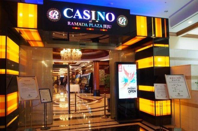 Ramada Plaza Hotel's WPT Club Phoenix Poker Room