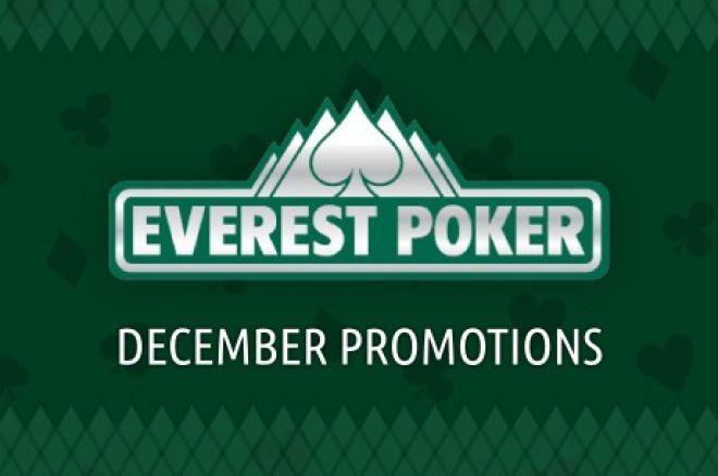 Három fantasztikus decemberi promóció az Everest Pokeren 0001
