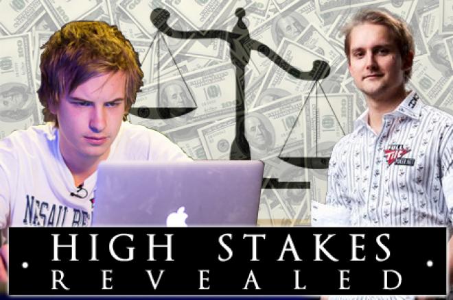 High Stakes Revealed: Heinecker wint $2,2 miljoen in een maand, Blom verliest $3,1 miljoen