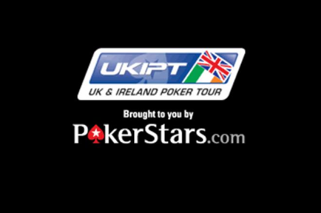 United Kingdom Ireland Poker Tour: Tomasz Radziszewski w Dniu 2 0001