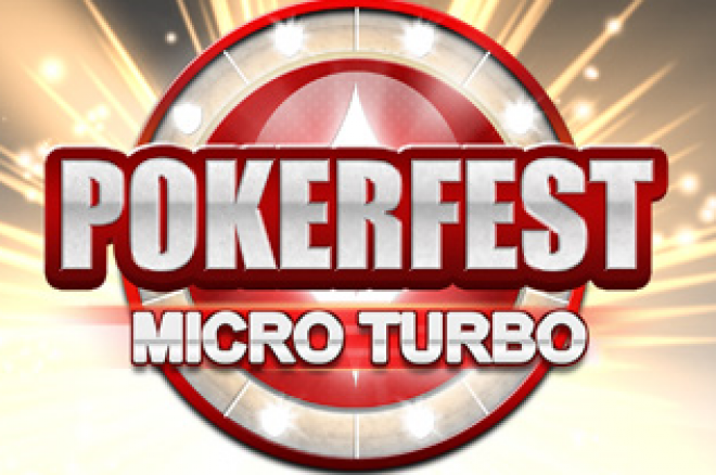 Pokerfest: Micro Turbo Edition