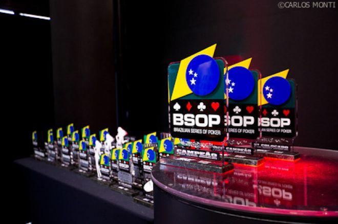 Dia 2 BSOP Millions: Jairo Cezar de Paula Lidera 153 em Jogo 0001