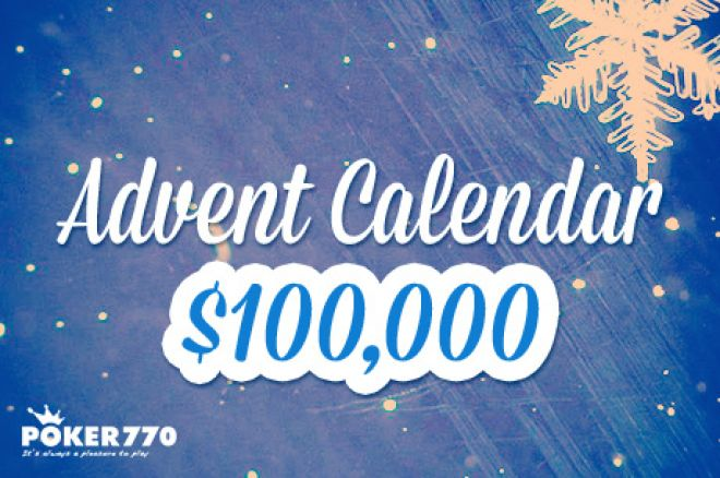 Reward Yourself with Free Gifts with Poker770's Advent Calendar! 0001