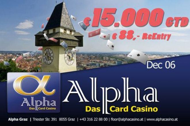 Poker graz alpha