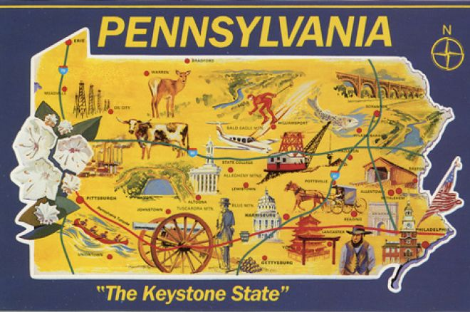Pennsylvania Online Gaming