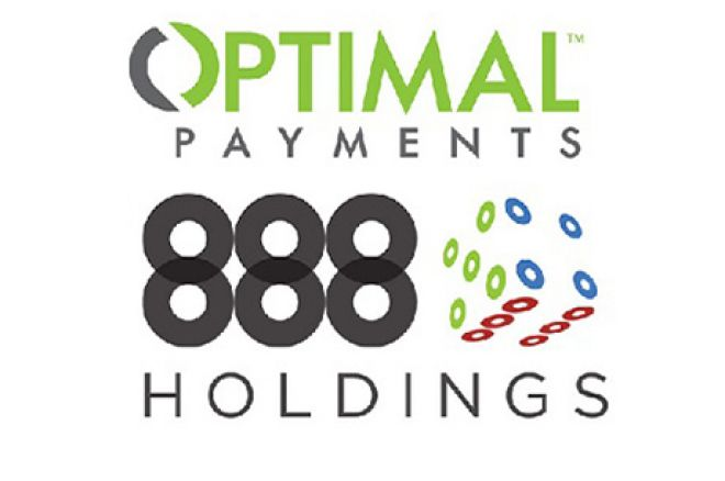 Optimal Payments,888 Holdings