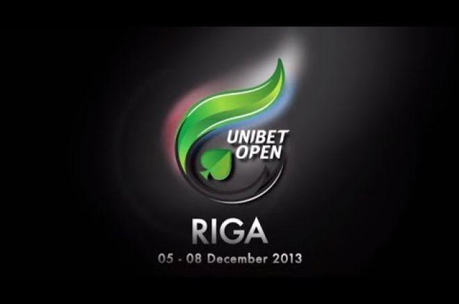 Ryga Unibet Open - 5 Polaków w grze, Damian Miziński z drugim stackiem! 0001