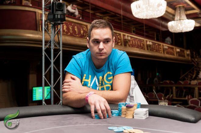 Damian Miziński zajmuje 4 miejsce podczas Unibet Open Ryga - €25,035! Feenstra z tytułem! 0001