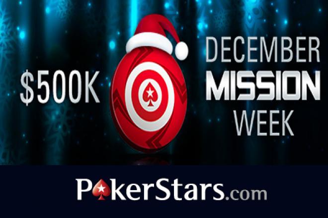 December Mission Week na PokerStars 0001
