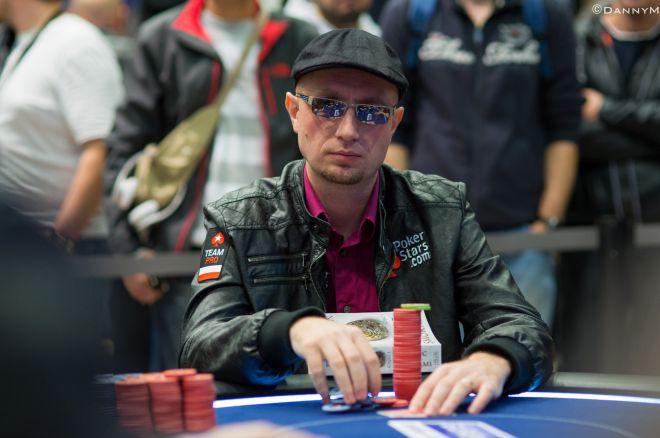 Dmitri Holdeew wygrywa Eureka Poker Tour Main Event i zgarnia €226,400, Marcin Horecki na... 0001