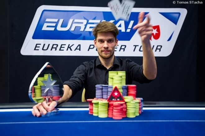 PokerStars Qualifier Dmitry Holdeew Wins the Eureka Prague ...