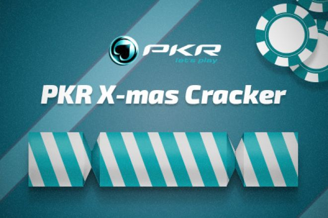 Play in the PKR Xmas Cracker Tournament Series 0001
