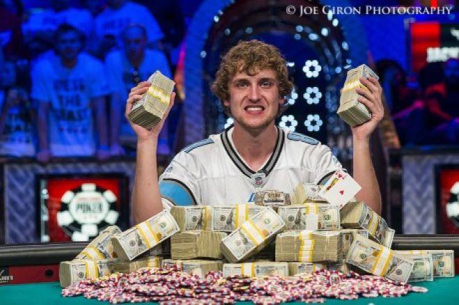 Ryan Riess WSOP