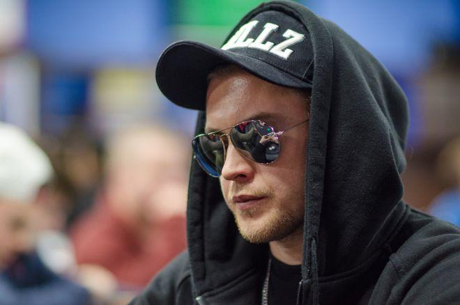 World Poker Tour Praga Dzień 1A: Wojtek Łozowski 8 po pierwszym dniu startowym 0001