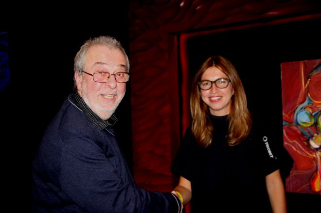 Markus Kornfeld ja Maarja-Liis Ilus