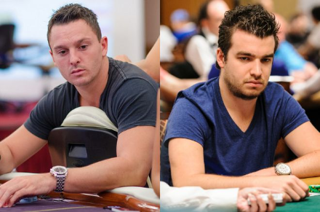 Sam Trickett & Chris Moorman