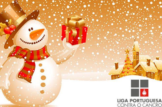 Torneio Solidário de Natal do D333P - Receita Reverte para a Liga Portuguesa Contra o Cancro 0001