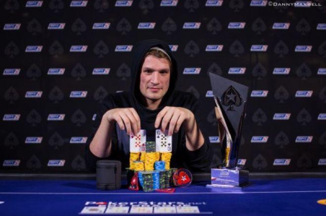 Online kvalifikant PokerStars Julian Track kraloval v rekordní EPT Prague 2013 0001