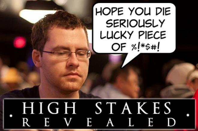 """High Stakes Revealed: Daniel """"Jungleman"""" Cates door het lint"""