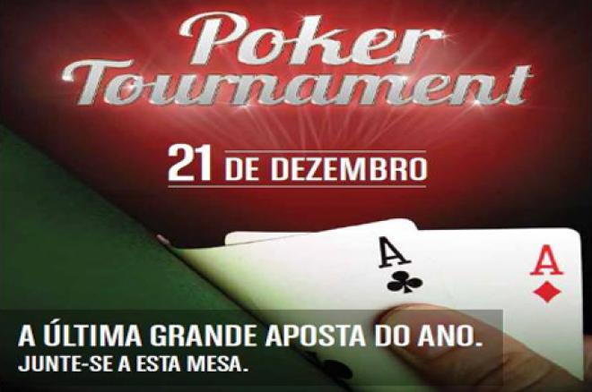 Casino Tróia: Hoje às 15:00 realiza-se o último Torneio do ano 0001